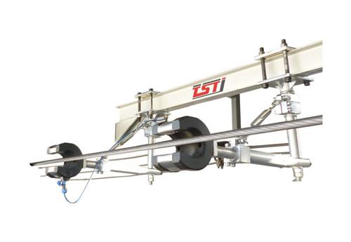 架空乘人装置自动探伤系统