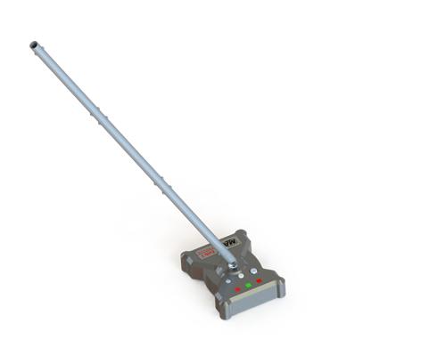 携带型输送带钢绳芯探伤仪