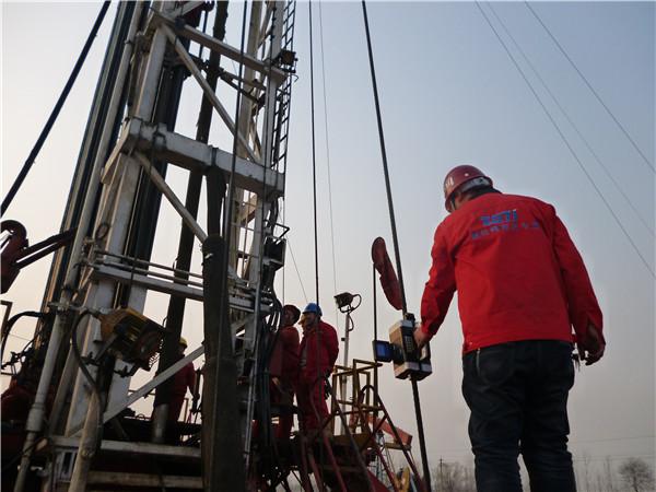 石油行业应用现场