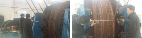 钢丝绳检测设备