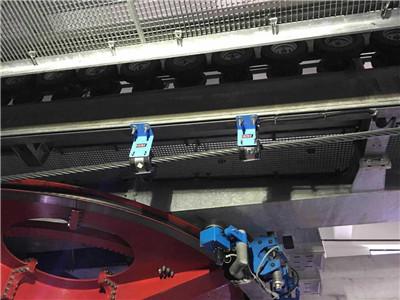 索道钢丝绳自动监测系统