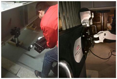 电梯钢丝绳维保检测设备