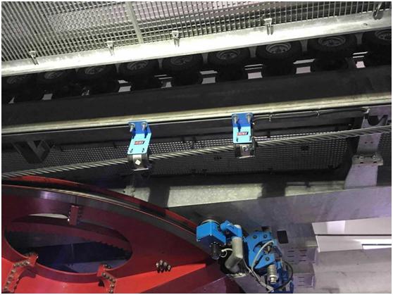 钢丝绳检测仪