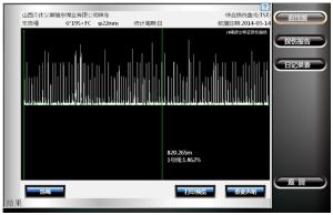 索道钢丝绳自动监测系统检测报告